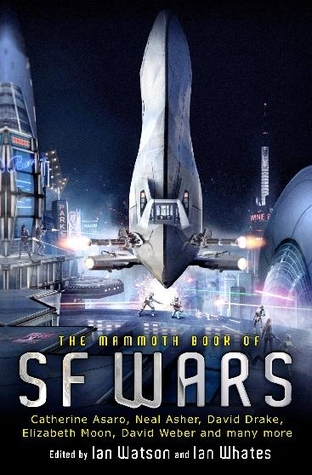 The Mammoth Book of SF Wars (2012)