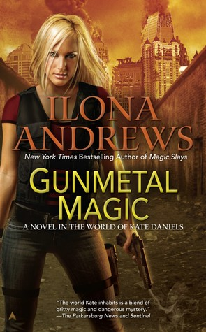 Gunmetal Magic (2012)