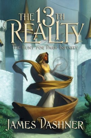 The 13th Reality, book 2: The Hunt for Dark Infinity