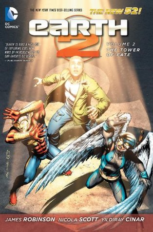 Earth 2, Vol. 2: The Tower of Fate (2013)