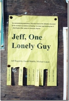 Jeff, One Lonely Guy (2012)