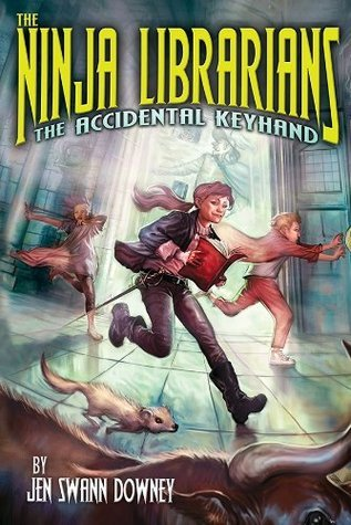 The Ninja Librarians: The Accidental Keyhand (2014)