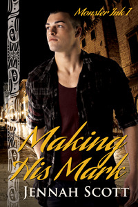 Making His Mark (Monster Ink #1) (2000)