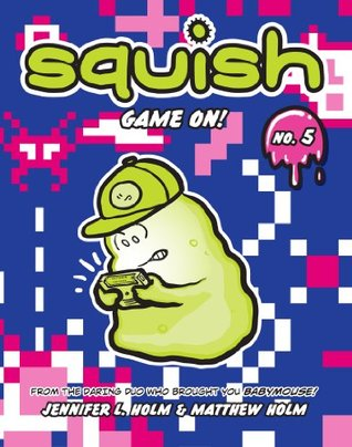Squish #5: Game On! (2013)