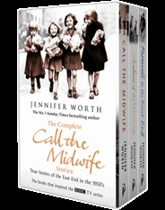 Call the Midwife Boxed Set: Call the Midwife, Shadows of the Workhouse, Farewell to the East End (2012)