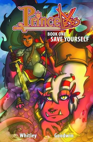 Princeless, Book One: Save Yourself