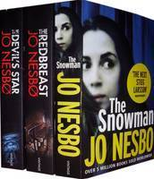 The Oslo Trilogy: The Redbreast, Nemesis and The Devil's Star (2010)