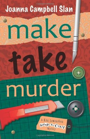 Make, Take, Murder (2011)