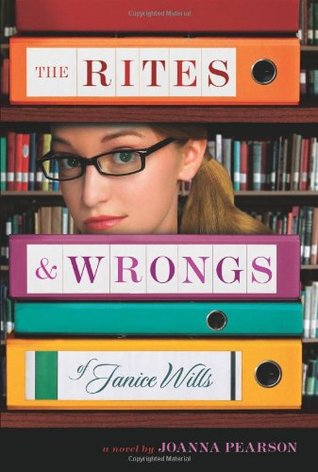 The Rites and Wrongs of Janice Wills (2011)