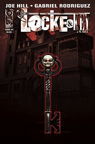Locke and Key: Welcome to Lovecraft #1 (2000)