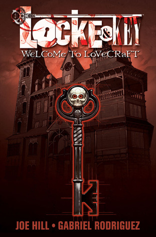 Locke & Key, Volume 1: Welcome to Lovecraft (2008)