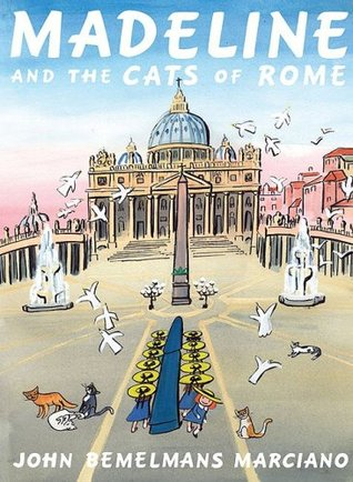 Madeline and the Cats of Rome (2008)