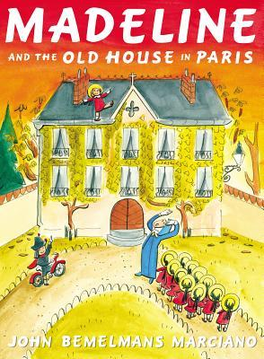 Madeline and the Old House in Paris (2013)