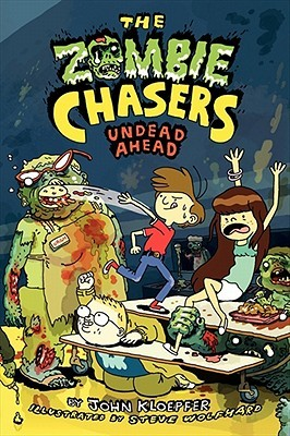 The Zombie Chasers #2: Undead Ahead (2011)