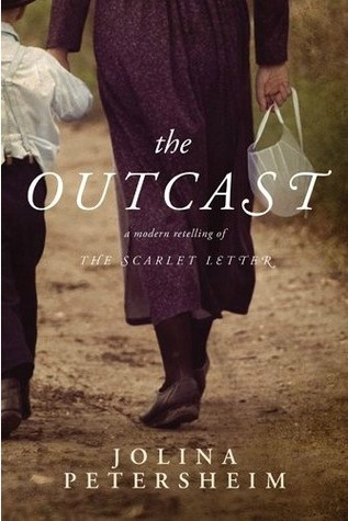 The Outcast: a modern retelling of The Scarlet Letter (2013)