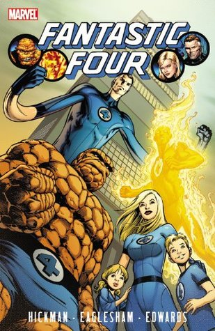 Fantastic Four by Jonathan Hickman, Vol. 1 (2010)