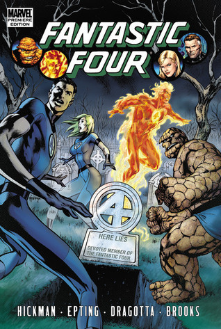 Fantastic Four by Jonathan Hickman, Vol. 4 (2011)