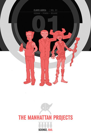 The Manhattan Projects Volume 1 (2014)