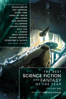 The Best Science Fiction and Fantasy of the Year (2012)