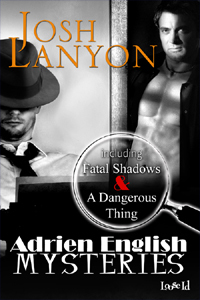 Adrien English Mysteries: Fatal Shadows and A Dangerous Thing