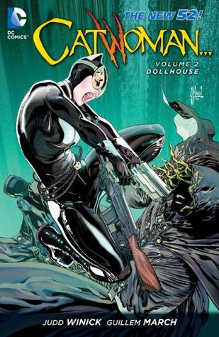 Catwoman, Vol. 2: Dollhouse (2013)