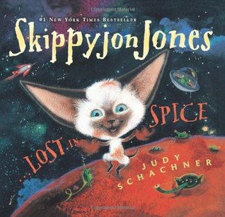 Skippyjon Jones Lost in Spice (2009)