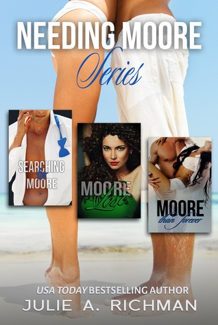 The Needing Moore Series Trilogy: Searching for Moore, Moore to Lose, & Moore than Forever (2000)