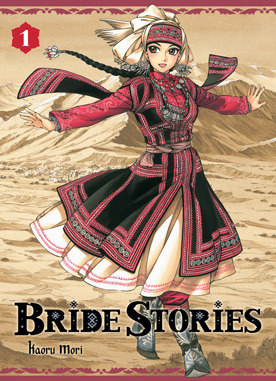 Bride Stories, Tome 01 (2011)