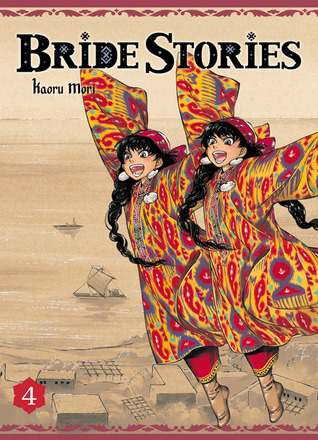 Bride Stories, Tome 04 (2012)