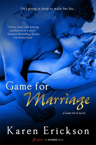 Game for Marriage (2013)