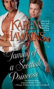 The Taming of a Scottish Princess (2012)