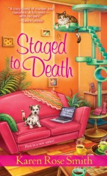 Staged to Death (2013)
