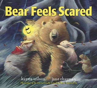 Bear Feels Scared (2008)