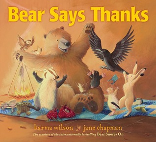 Bear Says Thanks (2012)