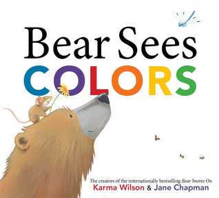 Bear Sees Colors (2014)
