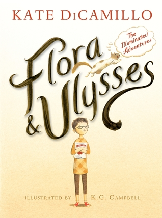 Flora and Ulysses: The Illuminated Adventures (2013)