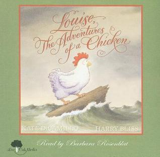 Louise, the Adventures of a Chicken [With Hardcover Book(s)] (2009)