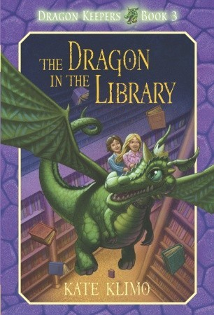 Dragon Keepers #3: The Dragon in the Library (2011)