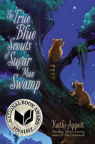 The True Blue Scouts of Sugar Man Swamp (2013)