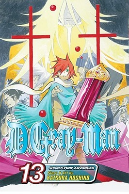 D.Gray-man, Vol. 13: The Voice of Darkness (2009)