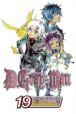 D.Gray-man, Vol. 19: Born of Love and Hate (2010)