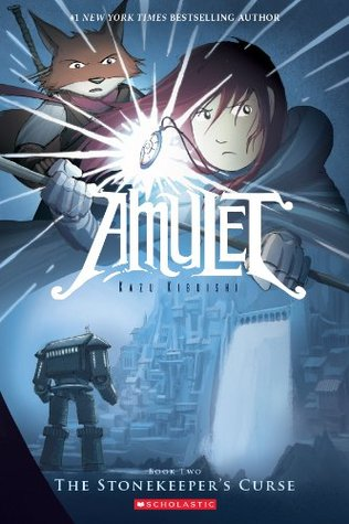 Amulet #2: The Stonekeeper's Curse (2009)