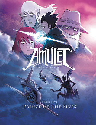 Amulet, Vol. 5: Prince of the Elves (2012)