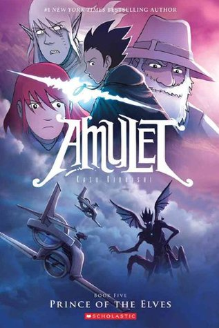 Amulet, Volume 5: Prince Of The Elves (2012)