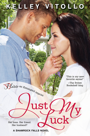Just My Luck (2013)