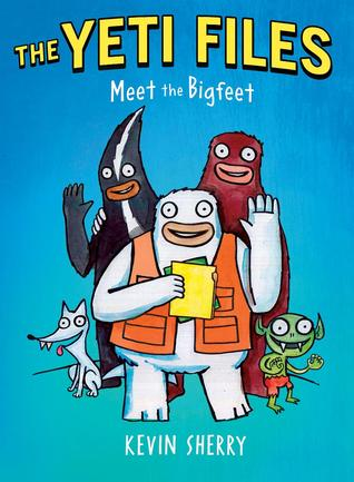 The Yeti Files #1: Meet the Bigfeet (2014)