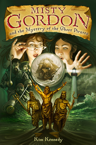 Misty Gordon and the Mystery of the Ghost Pirates (2010)