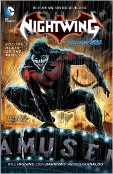 Nightwing, Vol. 3: Death of the Family