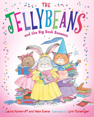 The Jellybeans and the Big Book Bonanza (2010)