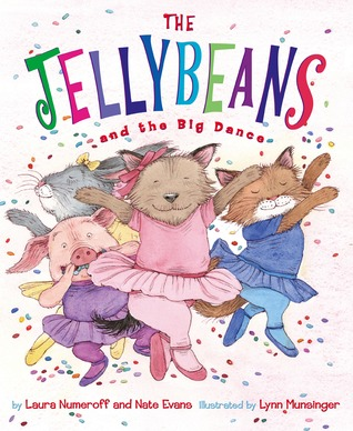 The Jellybeans and the Big Dance (2008)